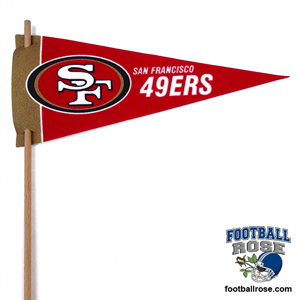 San Francisco 49ers Ty Beanie Bear_MAIN
