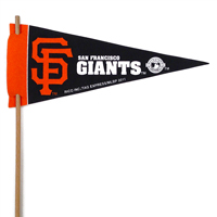 San Francisco Giants Mini Felt Pennants_THUMBNAIL