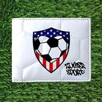 USA SoccerThemed Men's Wallet THUMBNAIL