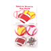 Sports Hearts Pin Pack SWATCH