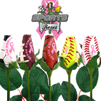 Sports Roses™ Petals For Pink THUMBNAIL