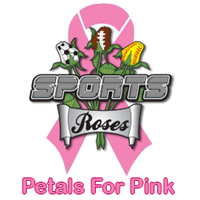 Sports Roses Petals For Pink