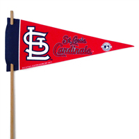 St. Louis Cardinals Mini Felt Pennants THUMBNAIL