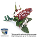 Football Rose Boutonniere Gift Arrangement_SWATCH
