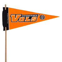 Tennessee Vols Mini Felt Pennants THUMBNAIL