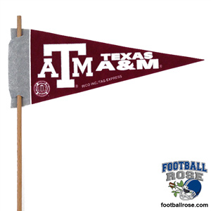 Texas A&M Aggies Mini Felt Pennants MAIN