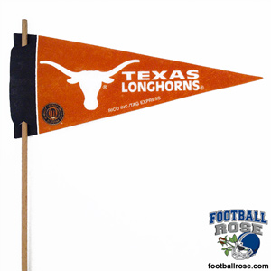 Texas Longhorns Mini Felt Pennants MAIN