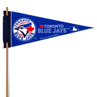 Toronto Blue Jays Mini Felt Pennants THUMBNAIL