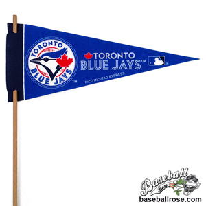 Toronto Blue Jays Mini Felt Pennants MAIN