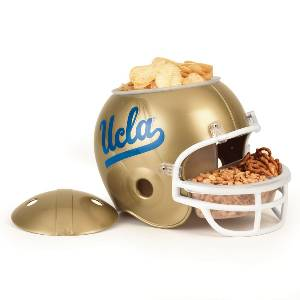 UCLA Bruins Snack Helmet Vase Planter MAIN