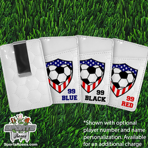 USA Soccer Money Clip MAIN