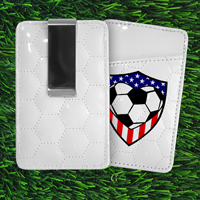 USA Soccer-Themed Coin Purse THUMBNAIL