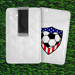USA Soccer Money Clip SWATCH