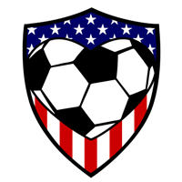 USA Soccer Heart Gifts