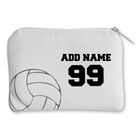 Volleyball Coin Purse THUMBNAIL