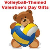 Valentine's Day Gift Ideas for Volleyball Fans