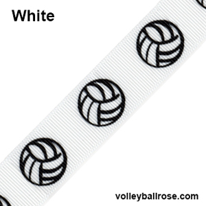 Volleyball Ribbon Grosgrain (1 yard)_MAIN