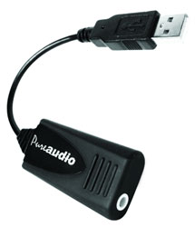 Andrea PureAudio USB-MA Adapter MAIN