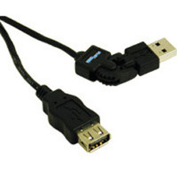 Flex USB with 72 Inch Extension Cable