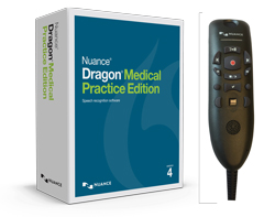 Dragon Medical Practice Edition 4 - with PowerMic III MAIN