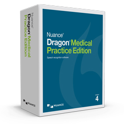 Dragon Medical Practice Edition 4 - Full Version_MAIN