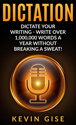 Dictation: Dictate Your Writing_THUMBNAIL