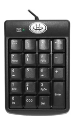 Gear Head KP2200U Keypad MAIN