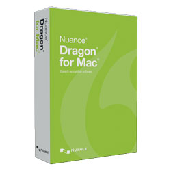 Dragon for Mac 5 - Full (Boxed Version)