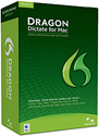 Dragon Dictate 3.0 Software - Full Version for Mac
