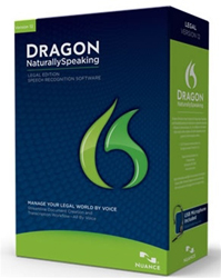 Dragon NaturallySpeaking 12 Legal - Upgrade from Legal 10/11