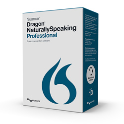 Dragon NaturallySpeaking 13 Professional - Upgrade from Pro 11/12 MAIN