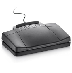 Open Box Phiips LFH2330 Foot Pedal