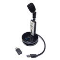 SpeechWare TravelMike with Accessory Base THUMBNAIL