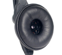 Leatherette Ear Cushion for VXI Mic (pair) THUMBNAIL