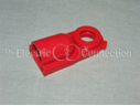1014 Side Post Battery Bolt Cover for GM Battery / Red THUMBNAIL