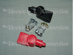 1056 Marine Type Battery Terminal Kit for Top Post Batteries
