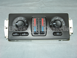 15-72958 HVAC Control Head / GM Trucks & SUV's / 2003-2004
