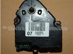 15-72971 Actuator Blend Air, Temperature, Recirculation, Fresh Air Door_MAIN