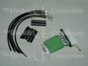 15-80647 Blower Motor Resistor w/Wire Repair Kit / Hummer, Equinox, Solstice, Torrent, Sky / 06-10 THUMBNAIL