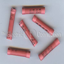 3100 Vinyl Insulated Butt Connector / 18-22 Ga. / 100/pkg.