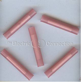 3102 Nylon Insulated Butt Connector / 18-22 Ga. / 100/pkg.