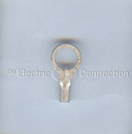 "3227 Non-Insulated 5/16"" Ring Terminal / 14-16 Ga. / 25/pkg."