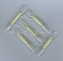 3305 Nylon Butt Connector w/Heat Shrink Tubing / 10-12 Ga. / 10/pkg. THUMBNAIL
