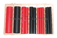 3820 Extra Heavy Duty Heat Shrink Tubing Kit