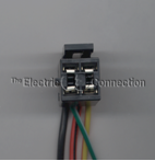 4003 Repair Harness / Ford Blower Fan Speed Switch THUMBNAIL
