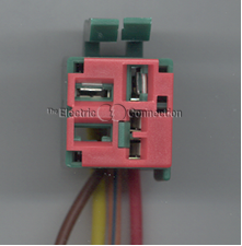 4019 Repair Harness / Ford Fuel Pump Relay