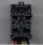 4025 Repair Harness Kit / Ford Relays THUMBNAIL