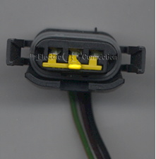 4058 Repair Harness / Ford Lamp Base