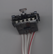 4105 Repair Harness / GM Heater, A/C Rotary Select Switch