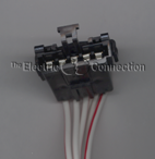 4105 Repair Harness / GM Heater, A/C Rotary Select Switch_THUMBNAIL
